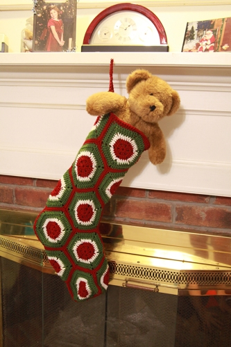 Trad Hex stocking